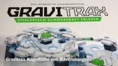 Gravitrax Kugelbahn von Ravensburger - Videoleben - Marcel Eller - Familyeller - Produkttests - Geschenkideen