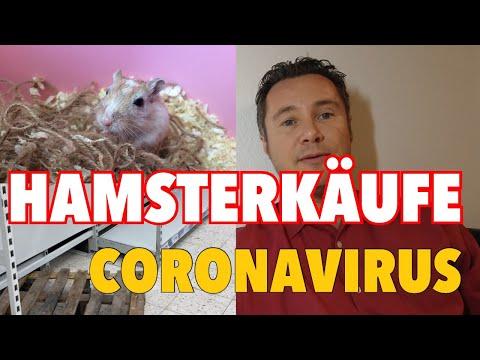 Hamsterkäufe - Videoleben
