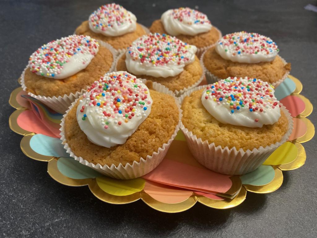 leckere Muffins der Freundschaft - Videoleben