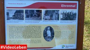Ehrenmal Wollseifen - lost places - Geisterdorf im Nationalpark Eifel - Videoleben