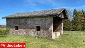 Hauruine in Wollseifen - lost places - Geisterdorf im Nationalpark Eifel - Videoleben
