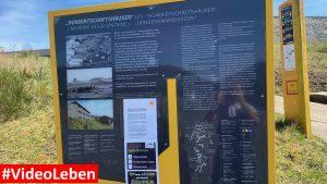 Hundertschaftshäuser - ehemalige NS-Ordensburg Vogelsang im Nationalpark Eifel - Videoleben