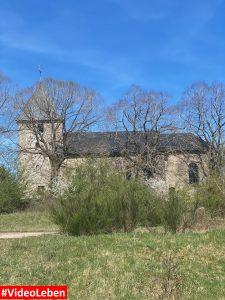 Kirche Wollseifen - lost places - Geisterdorf im Nationalpark Eifel - Videoleben