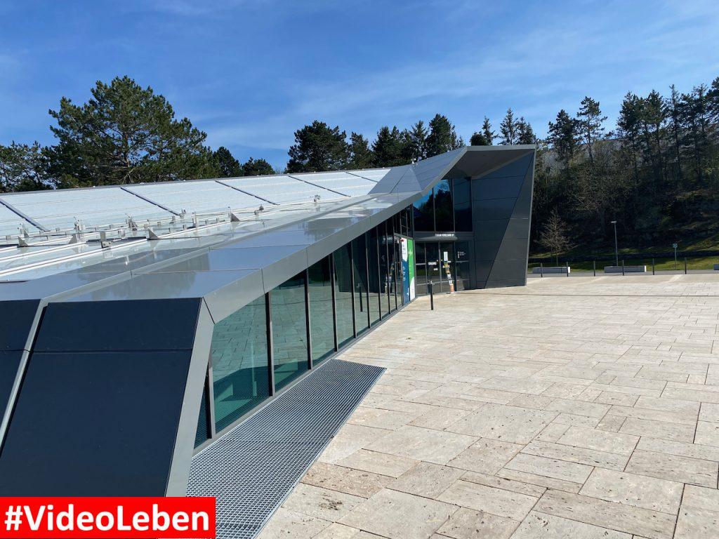 Museum - ehemalige NS-Ordensburg Vogelsang im Nationalpark Eifel - Videoleben
