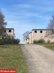 Nahkampfgebäude in Wollseifen - lost places - Geisterdorf im Nationalpark Eifel - Videoleben