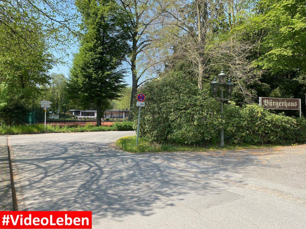 Parkplatz für den Obstweg - Obstweg Obstwanderweg 4 Familienwanderweg Leichlingen Leichlinger Obstweg - Videoleben