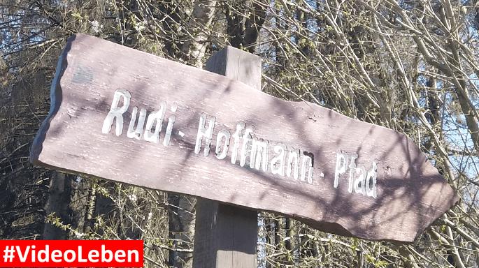 Rudi-Hoffmann-Pfad bei Eibach im oberbergischen Land - Videoleben