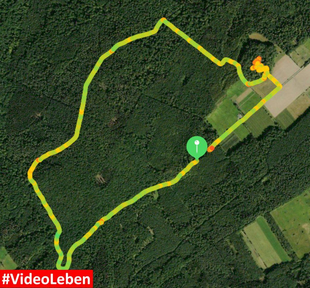 Rundwanderweg Tomburg - Tomberg - Rheinbacher Wald - Videoleben