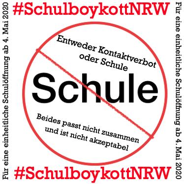 Schulboykott NRW - #SchulboykottNRW - Videoleben