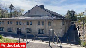 belgisches Kino - ehemalige NS-Ordensburg Vogelsang im Nationalpark Eifel - Videoleben
