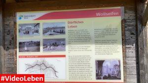 dörfliches Leben in Wollseifen - lost places - Geisterdorf im Nationalpark Eifel - Videoleben