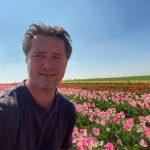 ich mitten im Blütenmeer am Paulushof bei Grevenbroich - Videoleben