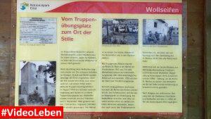vom Truppenübungsplatz zum Ort der Stille - Wollseifen - lost places - Geisterdorf im Nationalpark Eifel - Videoleben