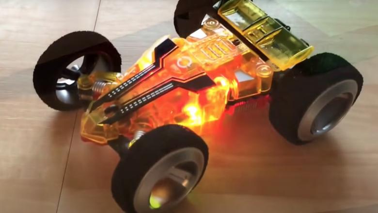 RC Stunt Car Two Side Revell Control - getestet von Videoleben