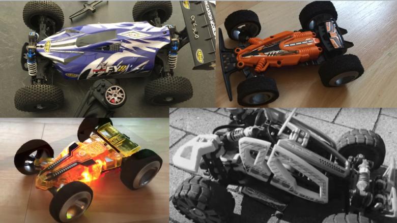 ferngesteuerte Autos getestet von VideoLeben