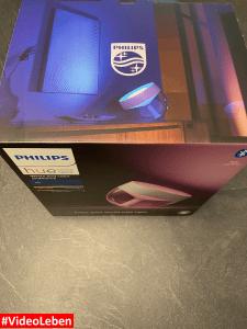 Produkttest Philips hue Iris - getestet von VideoLeben - #mytesthueiris_01