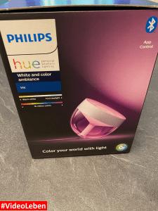 Produkttest Philips hue Iris - getestet von VideoLeben - #mytesthueiris_03