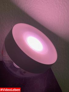 Produkttest Philips hue Iris - getestet von VideoLeben - #mytesthueiris_07