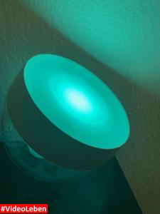 Produkttest Philips hue Iris - getestet von VideoLeben - #mytesthueiris_08