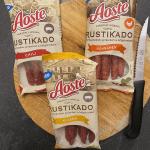 #mytestaosterustikado - Aoste Rustikado Salami-Snacks - Videoleben von familyeller