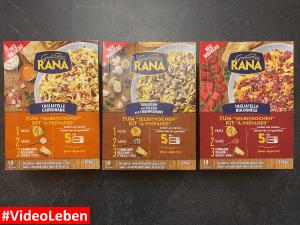 neue Pasta-Sets von Giovanni Rana