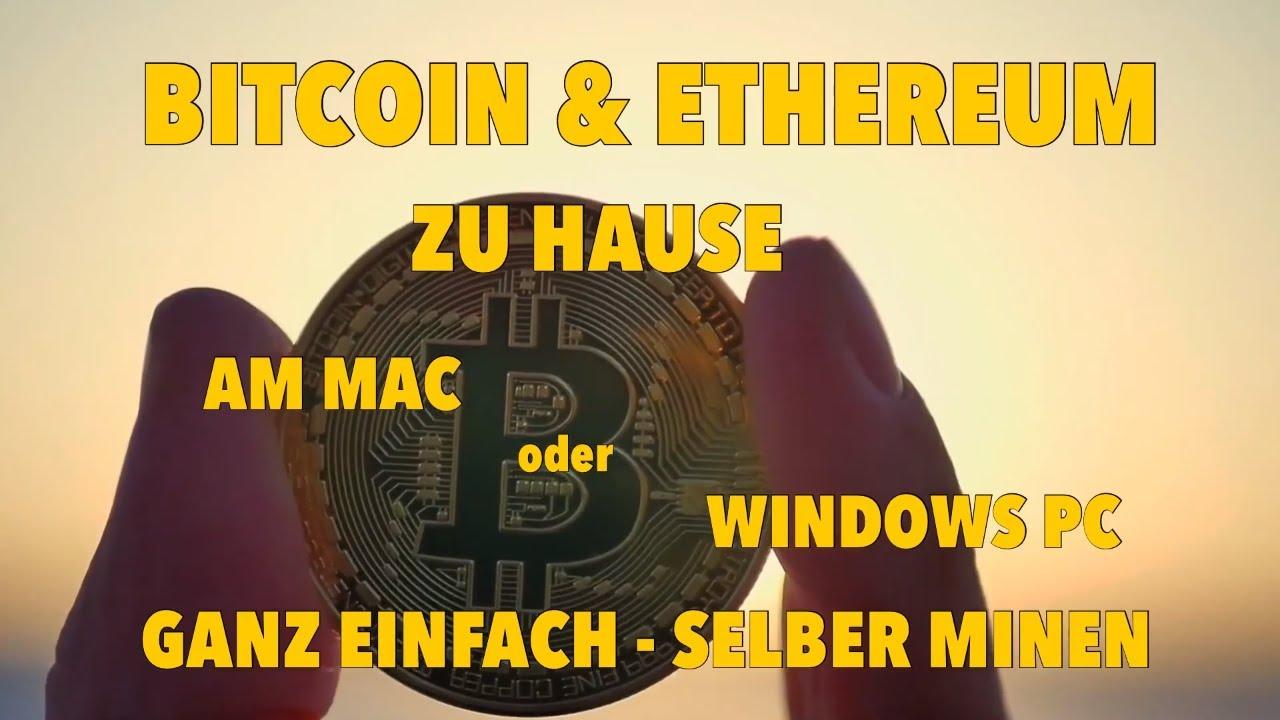 Cudo Miner - Bitcoin & Ethereum zu Hause am Mac oder Windows PC ganz einfach selber minen - VideoLeben