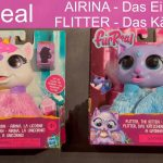 Hasbro FurReal Flitter The Kitten (das Kätzchen) und Airina The Unicorn (das Einhorn) - getestet von VideoLeben