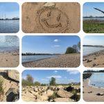 Ausflug an die Wuppermündung und Rheinstrand - Videoleben Ausflugstipps bei Corona