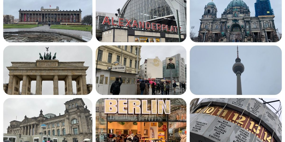 Berlin - Sights - Sightseeing - Videoleben