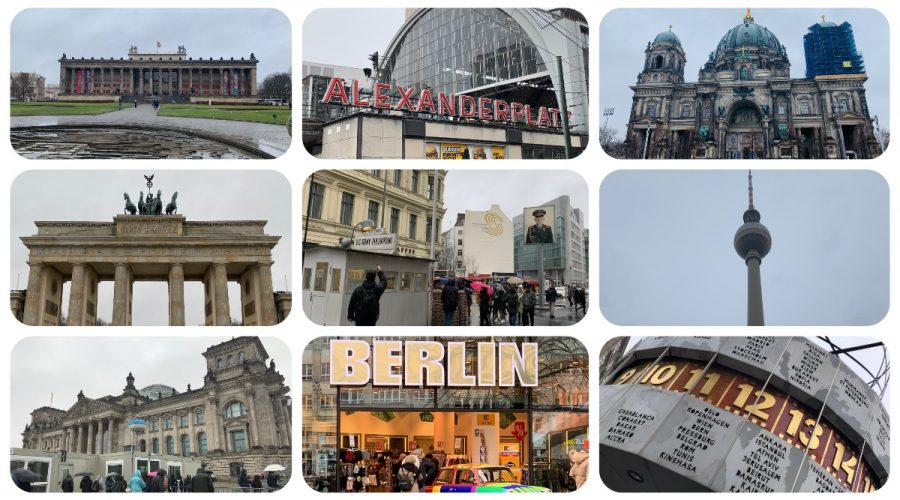 Berlin - Sights - Sightseeing - Videoleben