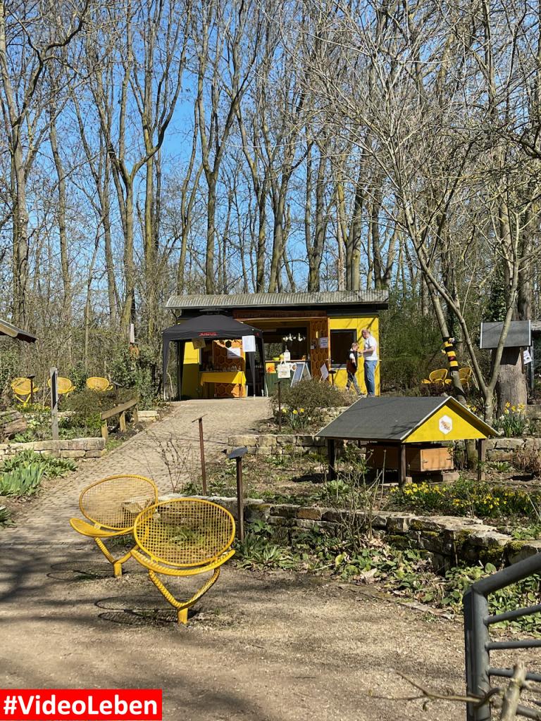 Brückenpark Jülich - Ausflugstipp bei Corona - VideoLeben