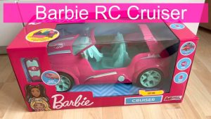 Mondo Motors – Mattel Barbie RC Cruiser