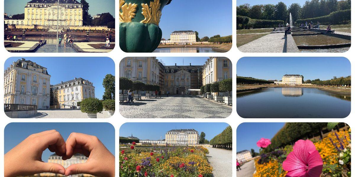 Schloss Augustusburg in Brühl - Ausflugstipps trotz Corona #VideoLeben