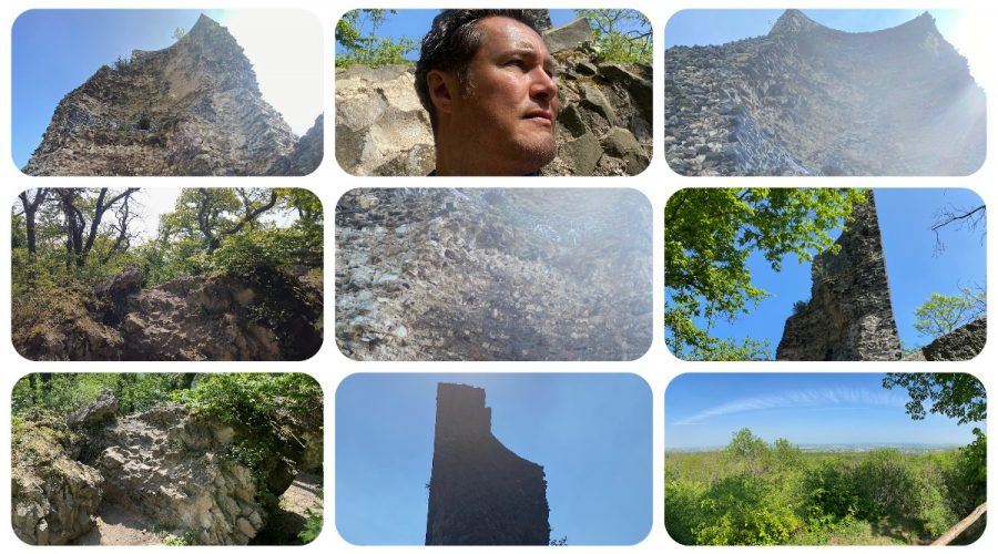 Tomberg und Tomburg im Rheinbacher Wald mit Familienwanderung - #Videoleben - Ausflugstipps trotz Corona