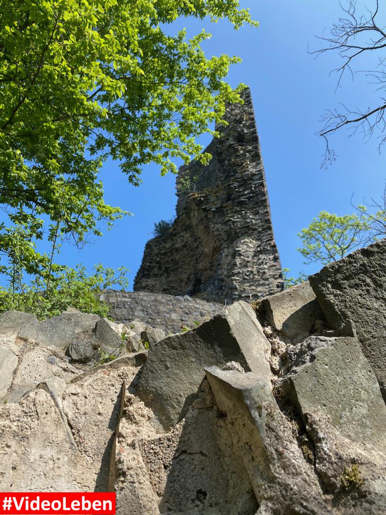 Tomburg und Tomberg in Rheinbach