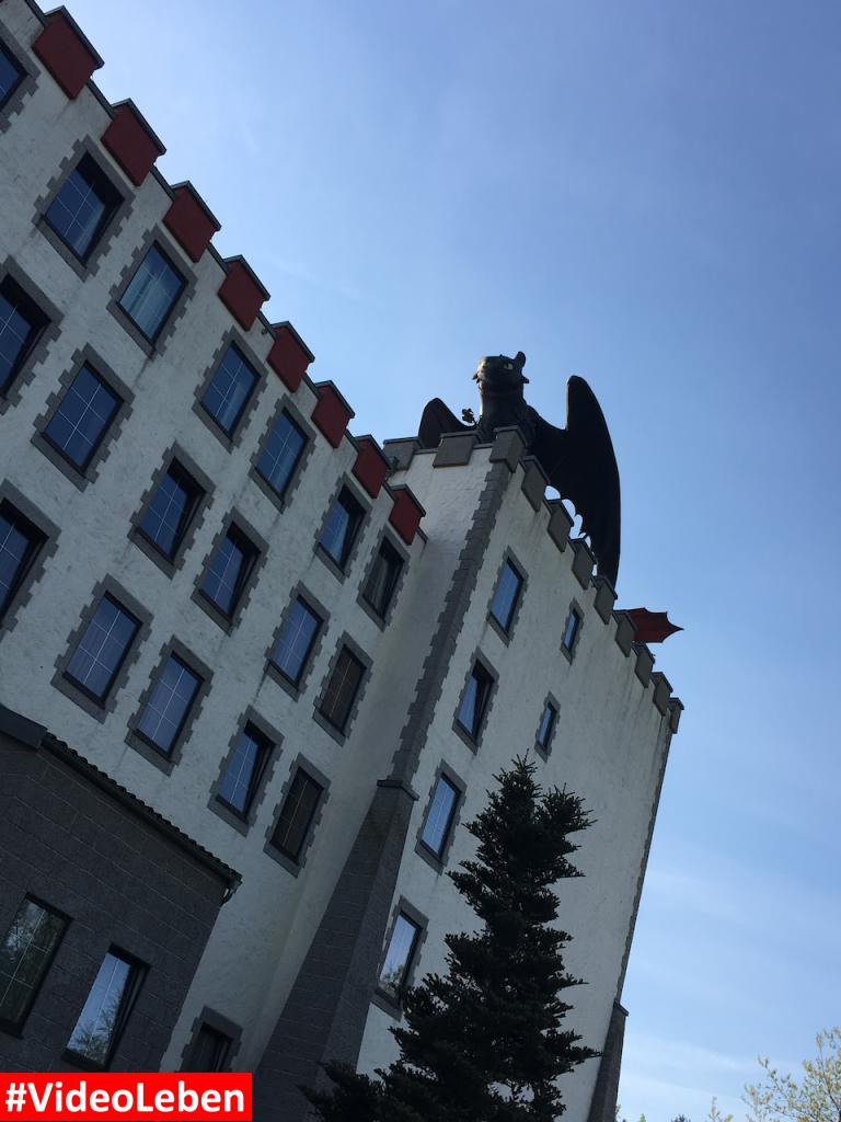 Abeneteuerhotel Drache - Heide-Park Resort Soltau #Videoleben