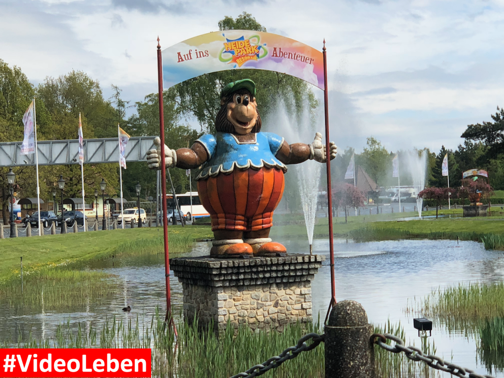 Auf ins Abenteuer - Heide-Park Resort Soltau #Videoleben