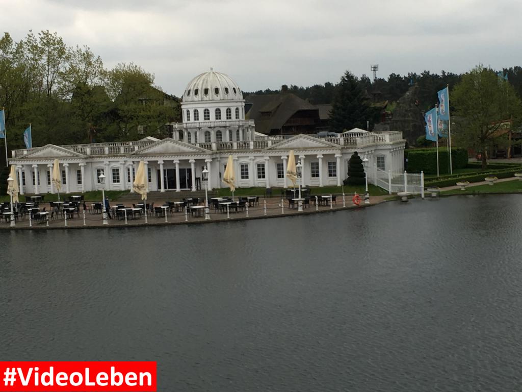 Blick aus der Monorail - Heide-Park Resort Soltau #Videoleben