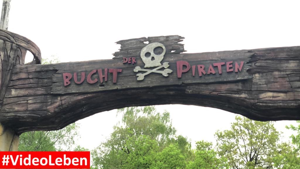 Bucht der Piraten - Heide-Park Resort Soltau #Videoleben