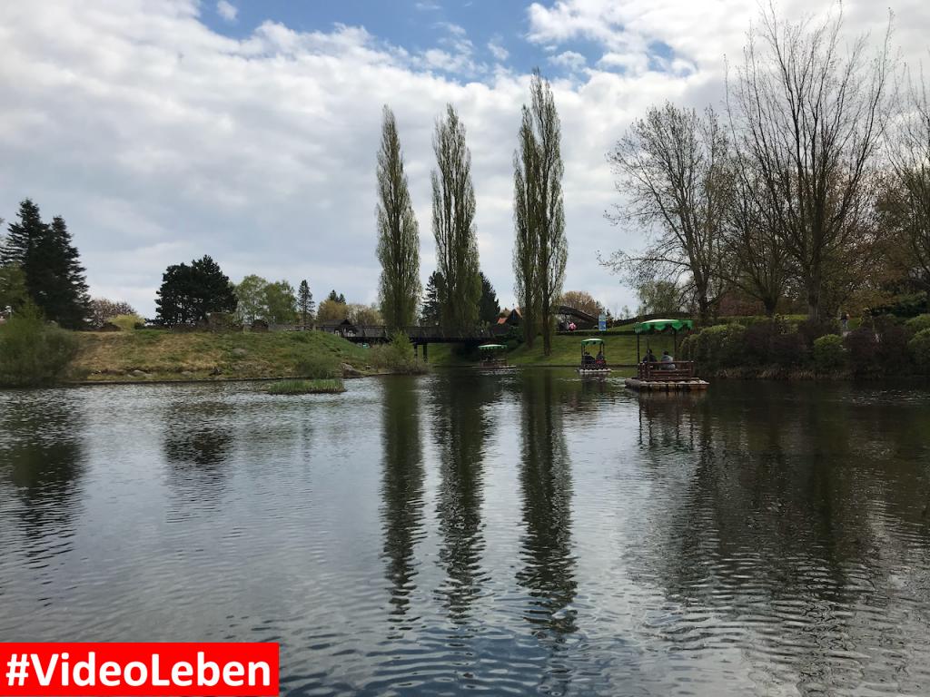 Floßfahrt - Heide-Park Resort Soltau #Videoleben