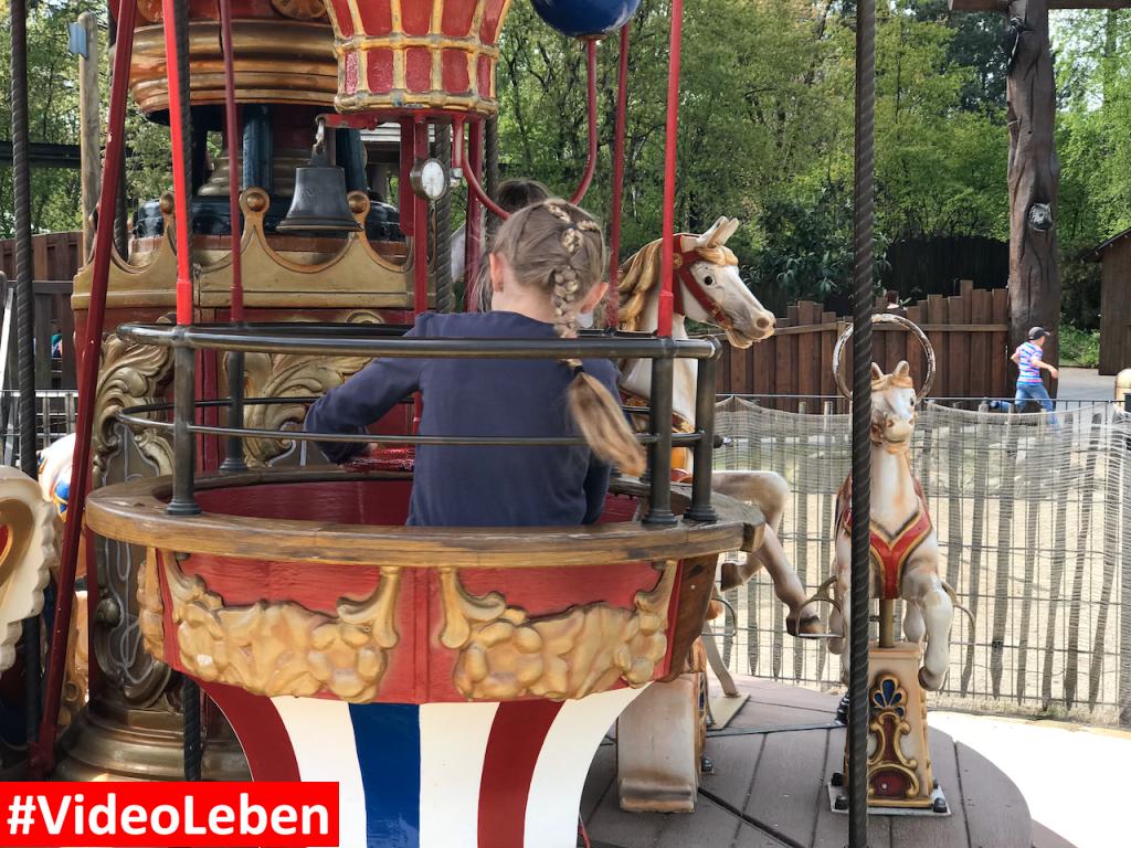 Kinderriesenrad - Heide-Park Resort Soltau #Videoleben
