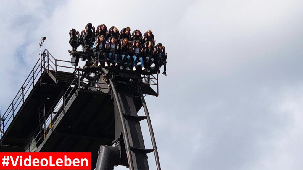 Krake - Heide-Park Resort Soltau #Videoleben