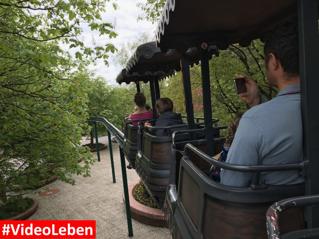Monorail - Heide-Park Resort Soltau #Videoleben