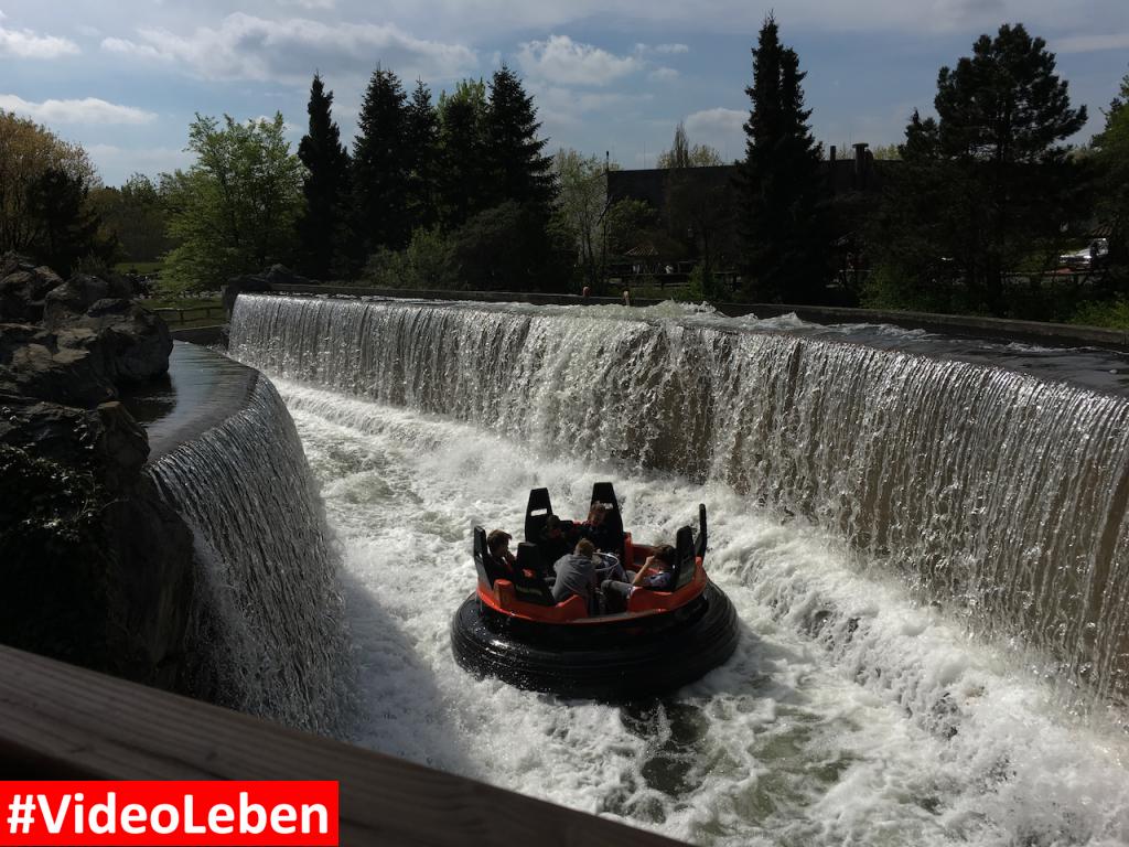 Mountain-Rafting - Heide-Park Resort Soltau #Videoleben