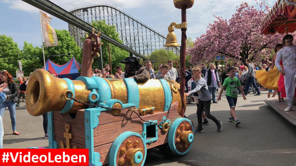 Parade - Heide-Park Resort Soltau #Videoleben