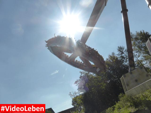 Pendel Sledge Hammer Bobbejaanland Belgien #Videoleben
