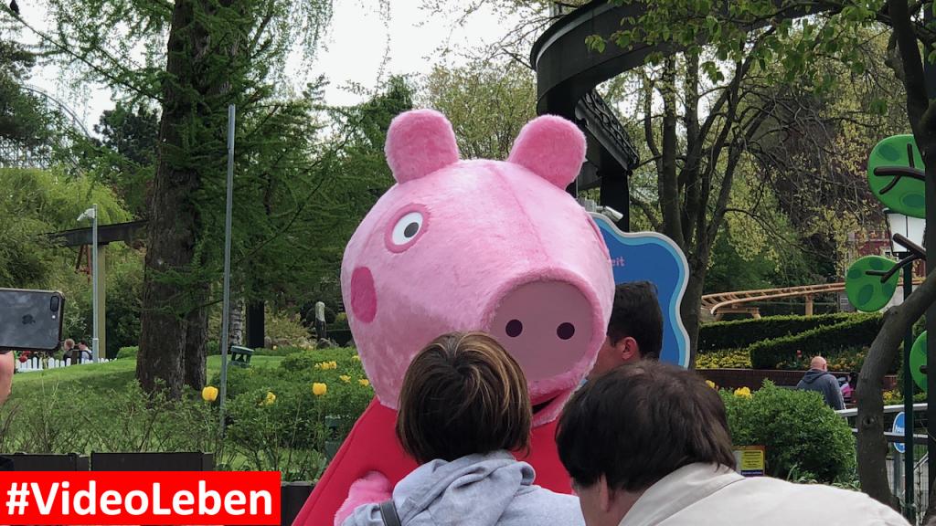 Peppa Pig - Heide-Park Resort Soltau #Videoleben