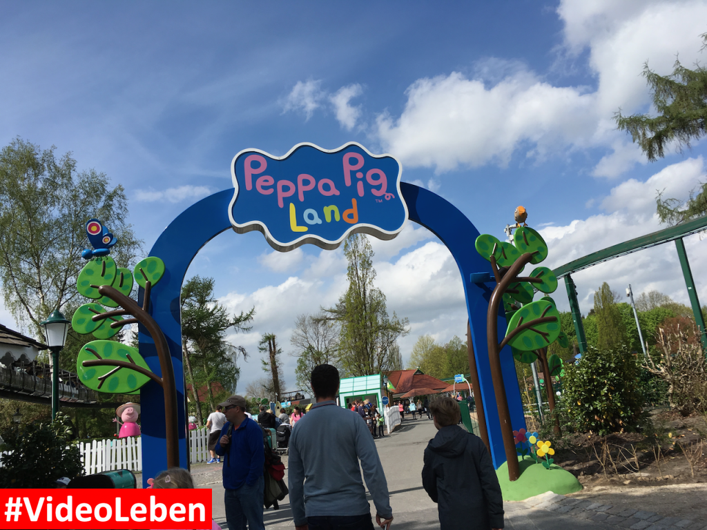 Peppa Pig Land - Heide-Park Resort Soltau #Videoleben