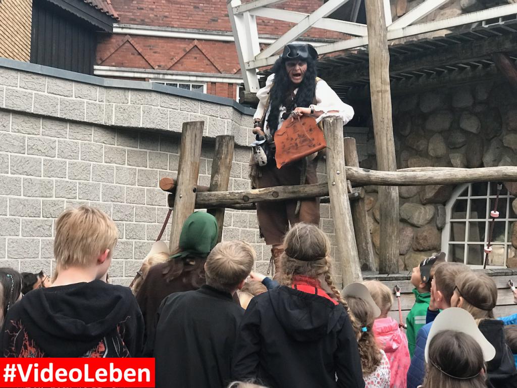 Pirat - Heide-Park Resort Soltau #Videoleben