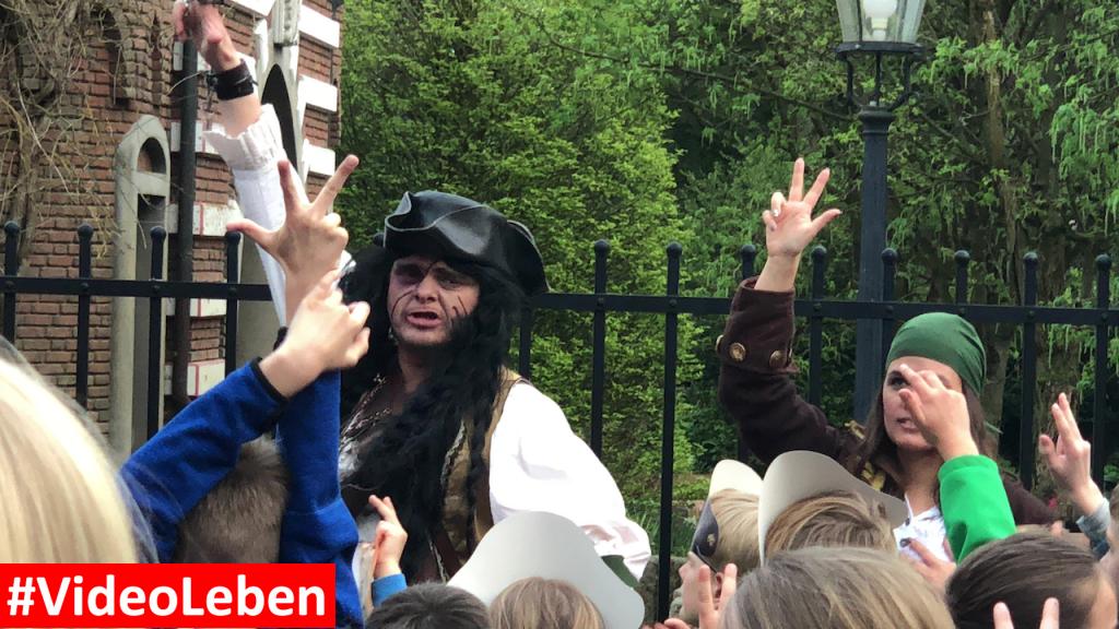 Piratenschatzsuche - Heide-Park Resort Soltau #Videoleben